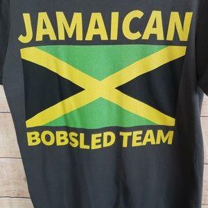 Cool Runnings Jamaican Bobsled Team Tee